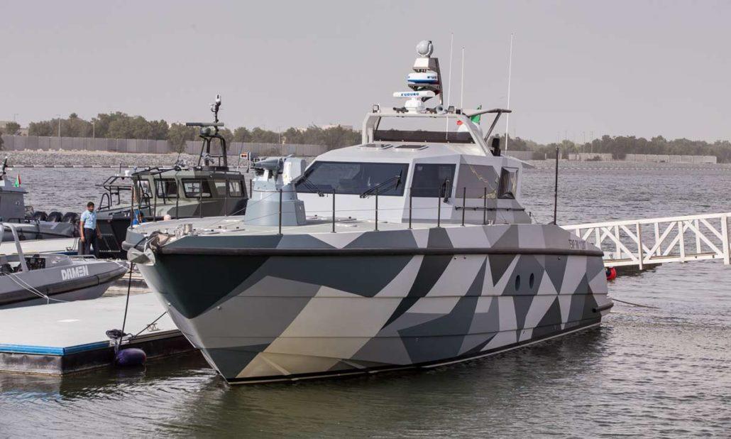 Boat with BINO 65