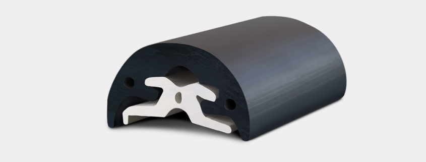 BOAT BOW GUARD - Boat Bow Rails RADIAL