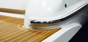Boat Rub Rail New Technology